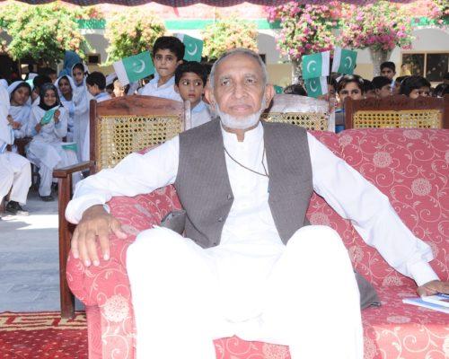 Ever Green: Col r Muhammad Sadiq (President SHER)