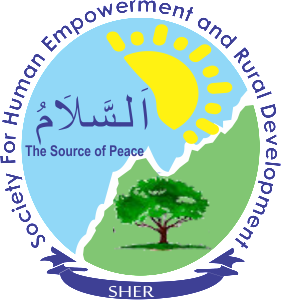 Sher Logo round